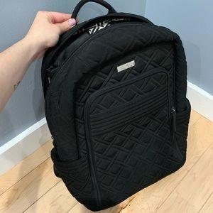 Vera Bradley Black Quilted Backpack 🎀